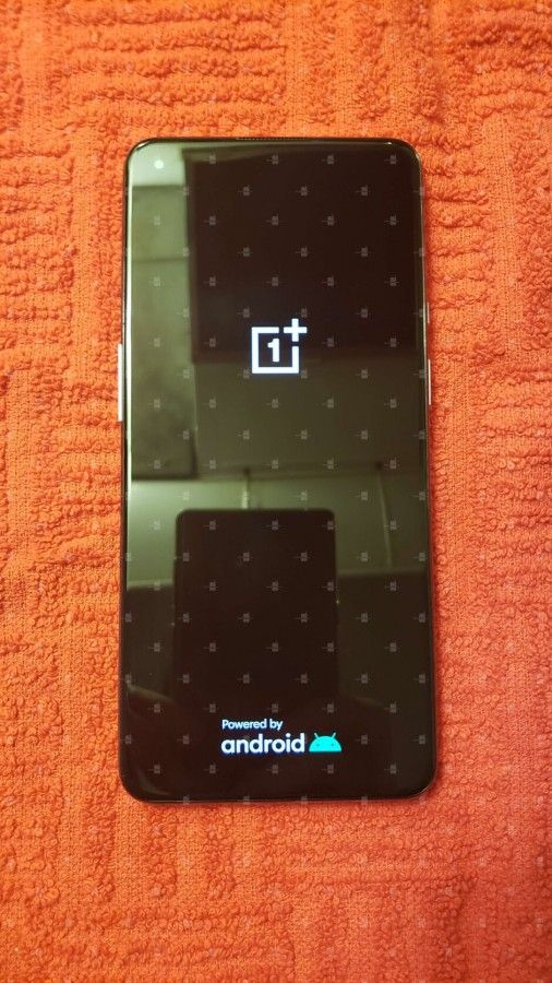 OnePlus 9 painel frontal