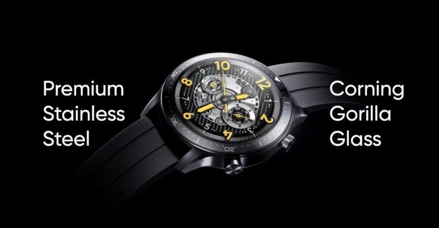RealmeWatchSPro 5 Notícias, oficial, Portugal, preço, Realme, realme watch s pro, smartwatch, TECH, watch s pro, wearables