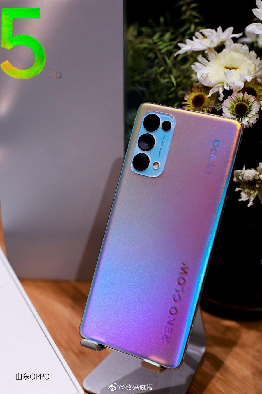 Reno5Pro 8 Android 11, china, gama-média, imagens reais, oppo, OPPO Reno 5, Reno 5 Pro, smartphone, topo de gama