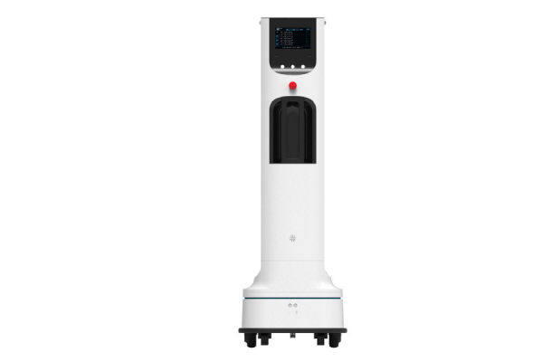 LG anuncia Robô UV autónomo