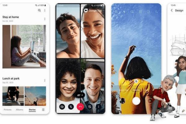 Samsung Galaxy Z Flip 5G Android 11 OneUI 3.0 Samsung Galaxy Note10