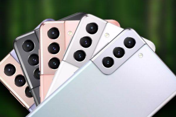 Samsung Galaxy S21 Europa especificações