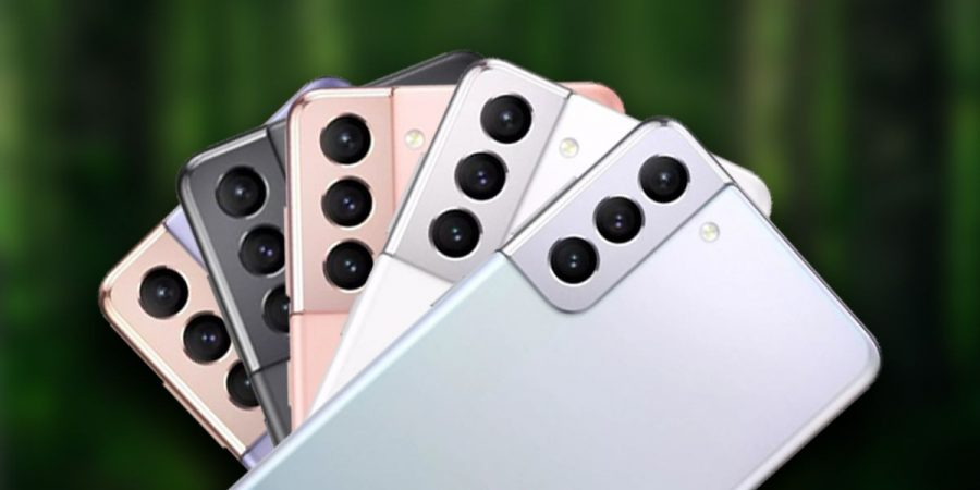 Samsung Galaxy S21 especificações
