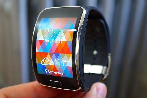 Smartwatches Samsung Gear 2021