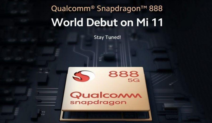 Xiaomi Mi 11 dia 29 de dezembro