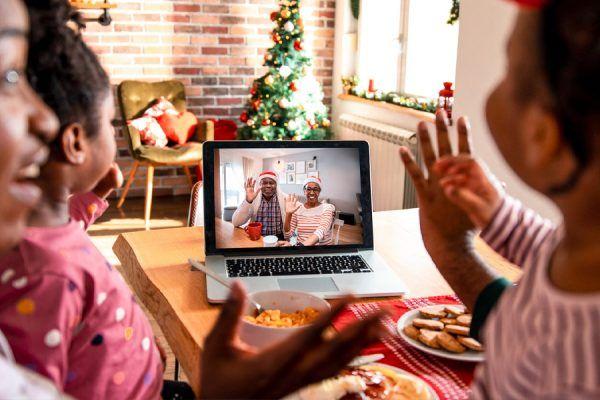 Zoom vídeo-chamadas Natal