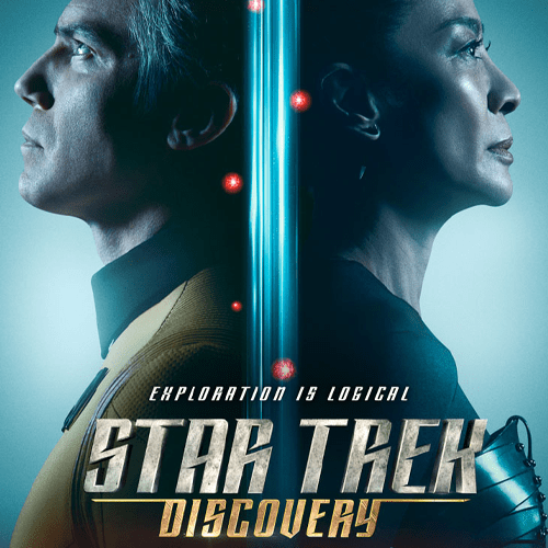 Star Trek Discovery Netflix Portugal