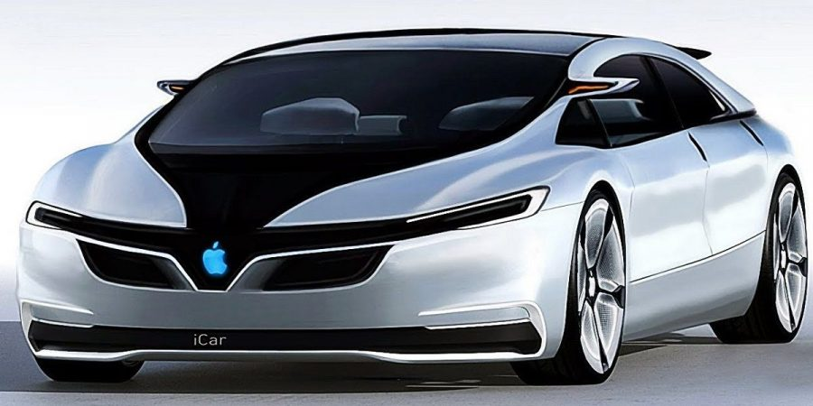 Apple Car Concept 2021 2028 Carro Elétrico