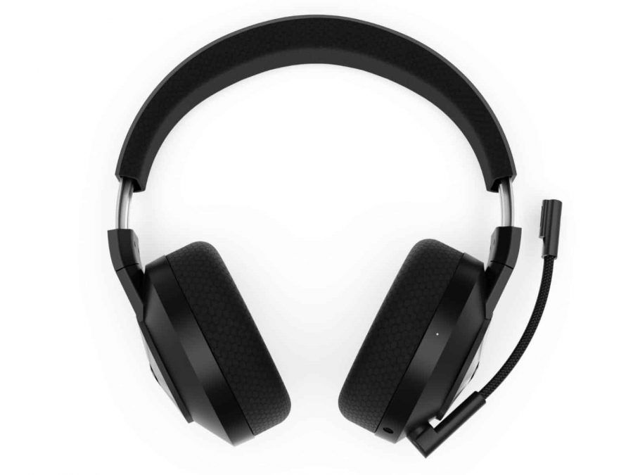 08 Lenovo Legion headsets ces H600 Wireless Gaming Headset Front Expansion acessórios, auscultadores sem fios, CES 2021, gaming, headphones, Legion, Legion H600, lenovo, Notícias, periféricos, Portugal