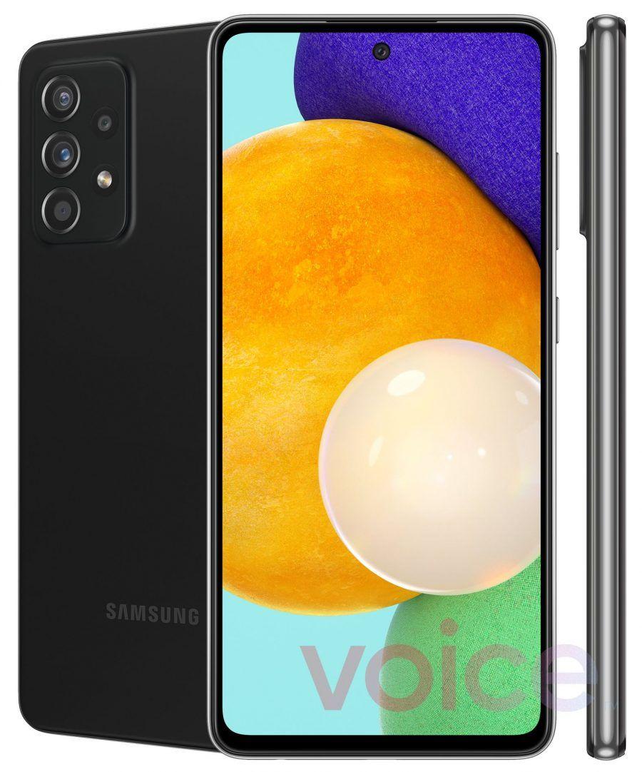 Samsung Galaxy A52 5G e Galaxy A72 5G
