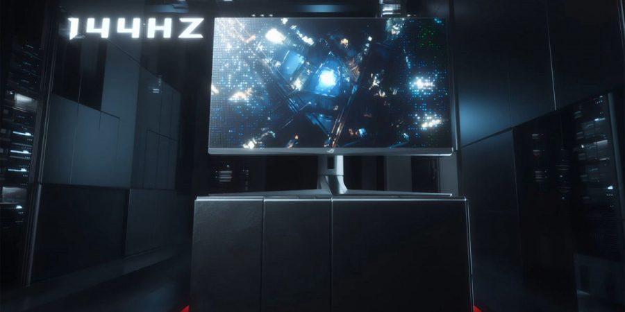 ASUS ROG swift monitor gaming