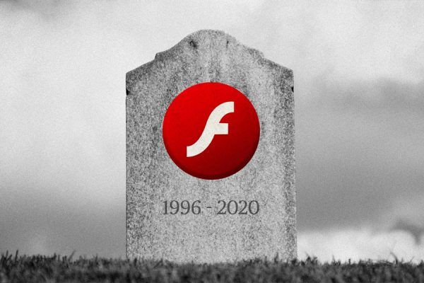 Adobe Flash Morreu
