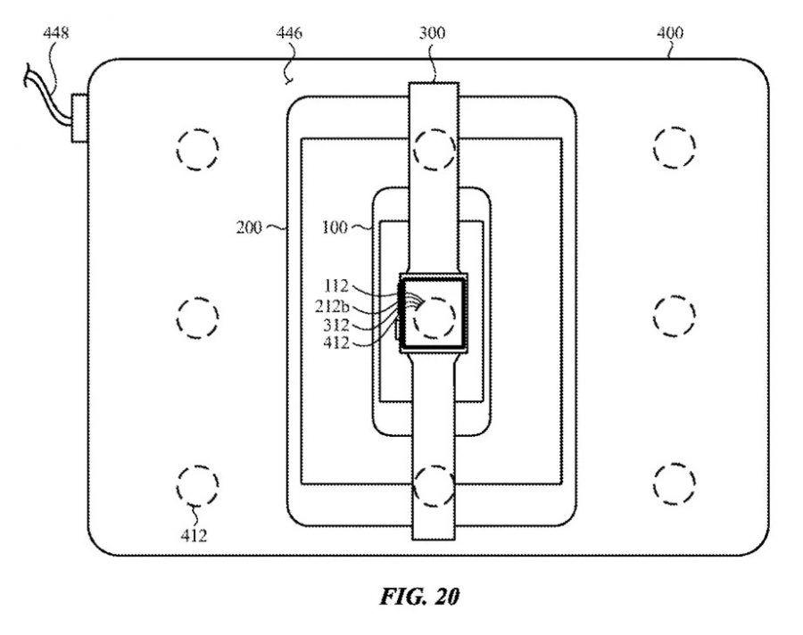 Apple Patente 3 apple, apple watch, carregamento sem fios, iPad, iphone, macbook, patente