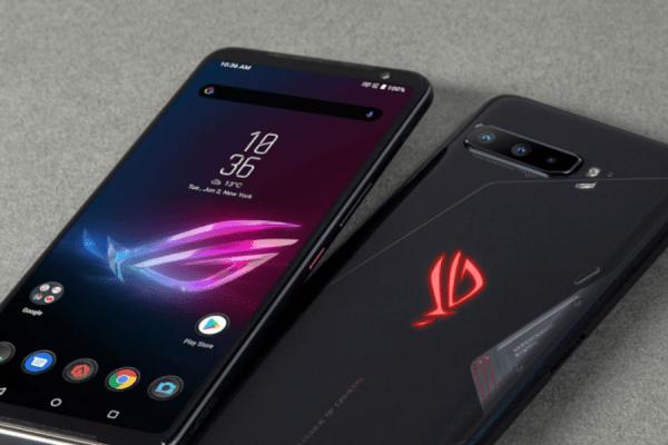 Asus ROG Phone 3 (na imagem) será sucedido pelo Asus ROG Phone 4