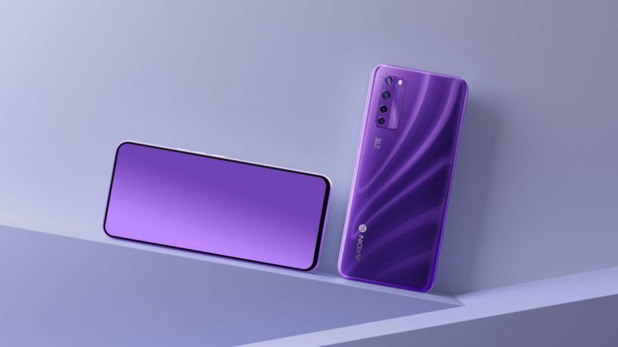 Samsung utilizará tecnologia semelhante à do ZTE Axon 20 5G