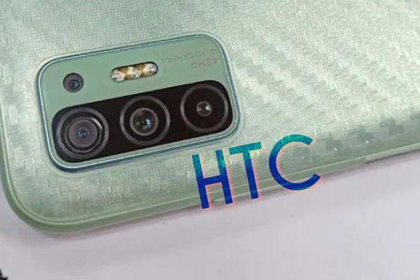 HTC Desire 21 Pro cÂmara