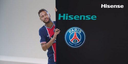 HiSense PSG Neymar Jr