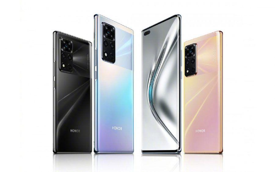 Honor V40 smartphone oficial