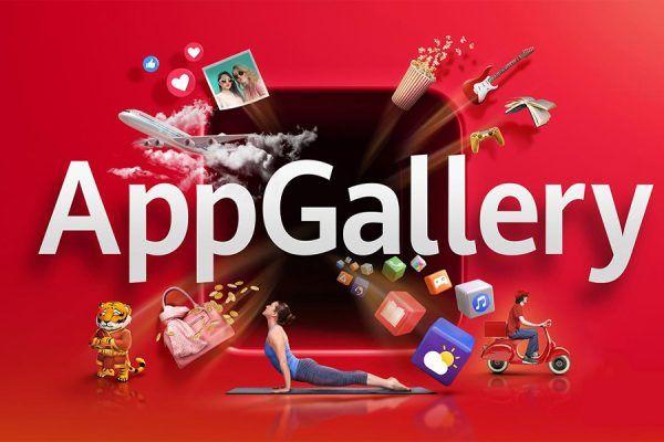 Huawei Tencent App Gallery Jogos