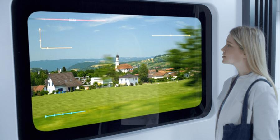 LG Display CES 2021 tela OLED TV