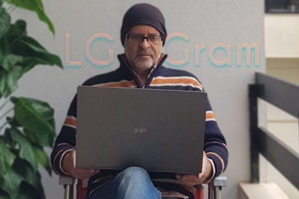 Análise ao portátil LG Gram 17 (2020)