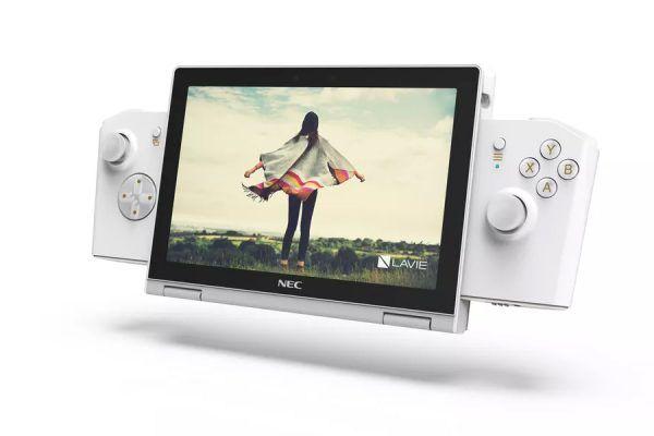 Lenovo LaVie Mini Nintendo Switch