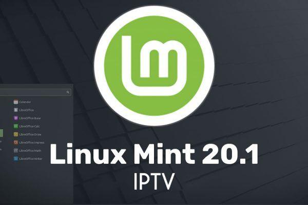 Linux Mint 20.1 listas IPTV