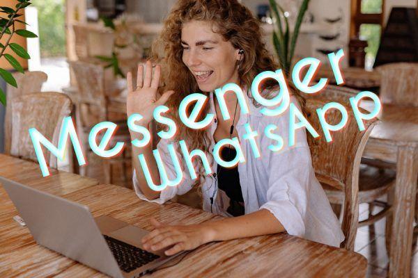 Facebook Messenger WhatsApp