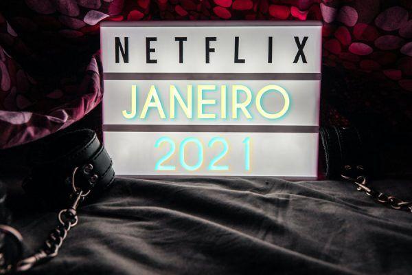 Netflix Portugal Janeiro 2021