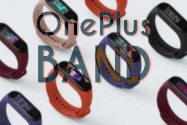 OnePlus Band Xiaomi Mi Band 5