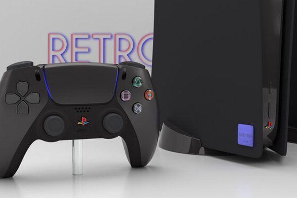 PS5 Retro PlayStation 5