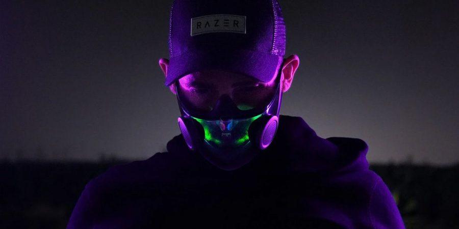 Razer Mascara COVID-19