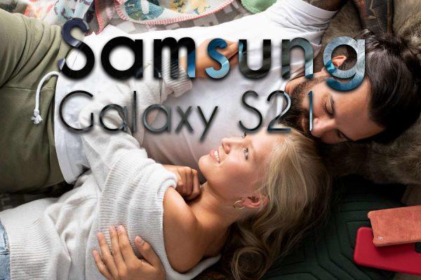 Samsung Galaxy S21 Hama