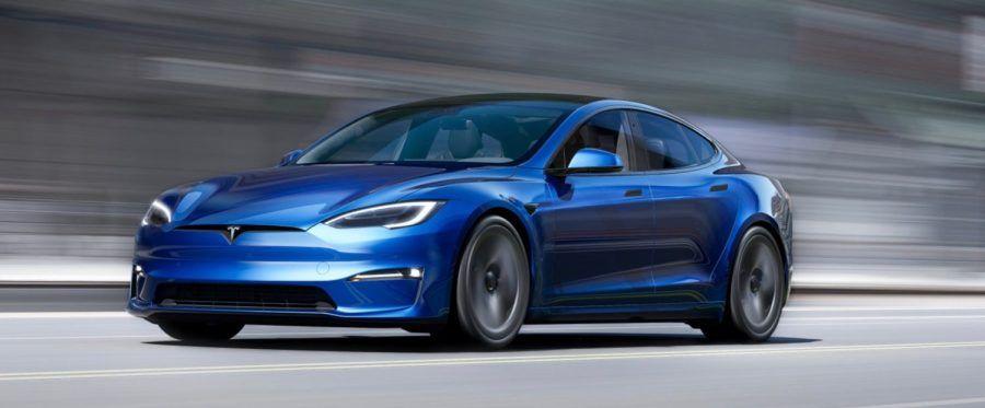 Tesla Model S e Model X recebem atualização