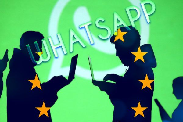WhatsApp Europa Facebook