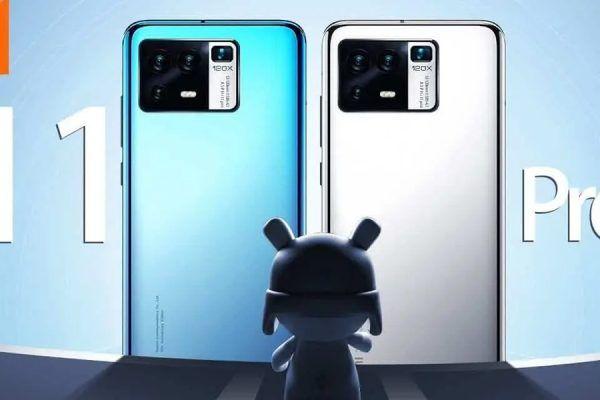 Xiaomi Mi 11 Pro europa