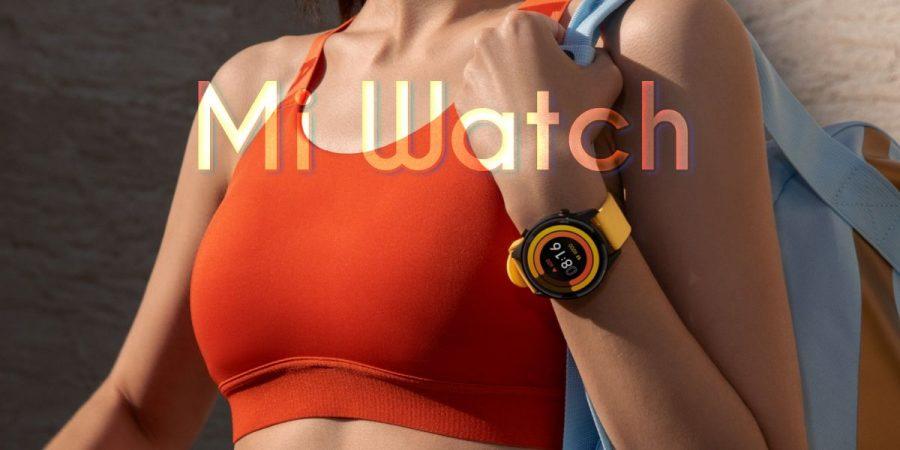 Xiaomi Mi Watch Europa