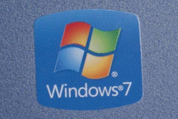 Windows 7 computadores