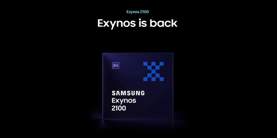 Exynos 2100 Samsung Galaxy S21 GPU AMD
