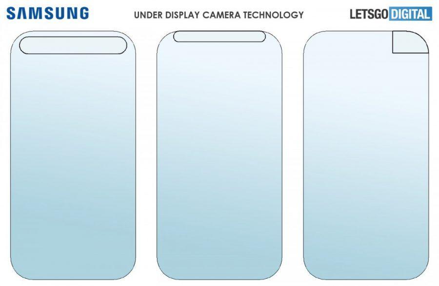 gsmarena 001 4 futuro, mobile, patente, Samsung, selfie, ZTE