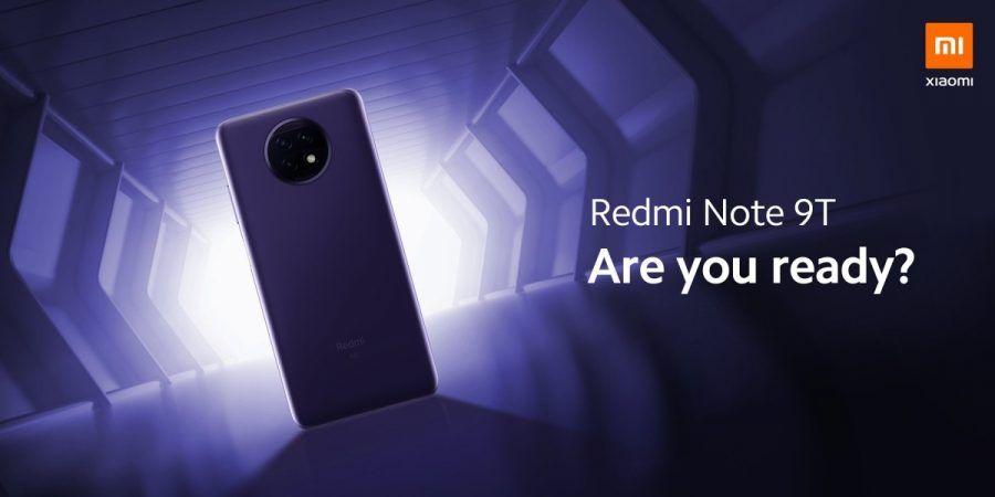 Redmi Note 9T Xiaomi Data de Lançamento
