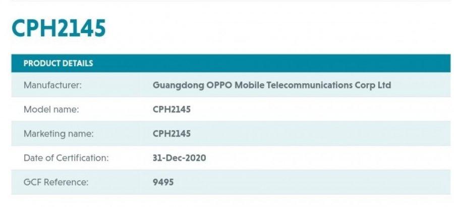 gsmarena 004 china, India, indonésia, mercado, oppo, Reno5 5G, Reno5 Pro 5G, Singapura, taiwan