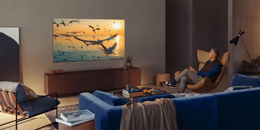 Micro TVs Samsung 2021
