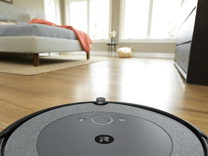 Aspirador Robot iRobot Roomba i3+