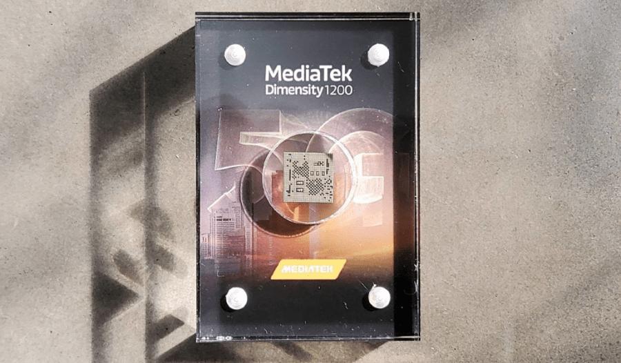 Processador MediaTek Dimensity 1200