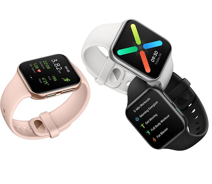 OPPO Watch smartwatch Portugal