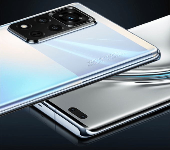 Honor V40 smartphone android oficial