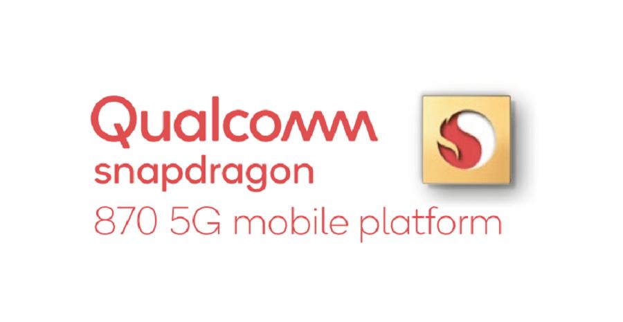 Qualcomm Snapdragon 870 5G Snapdragon 865