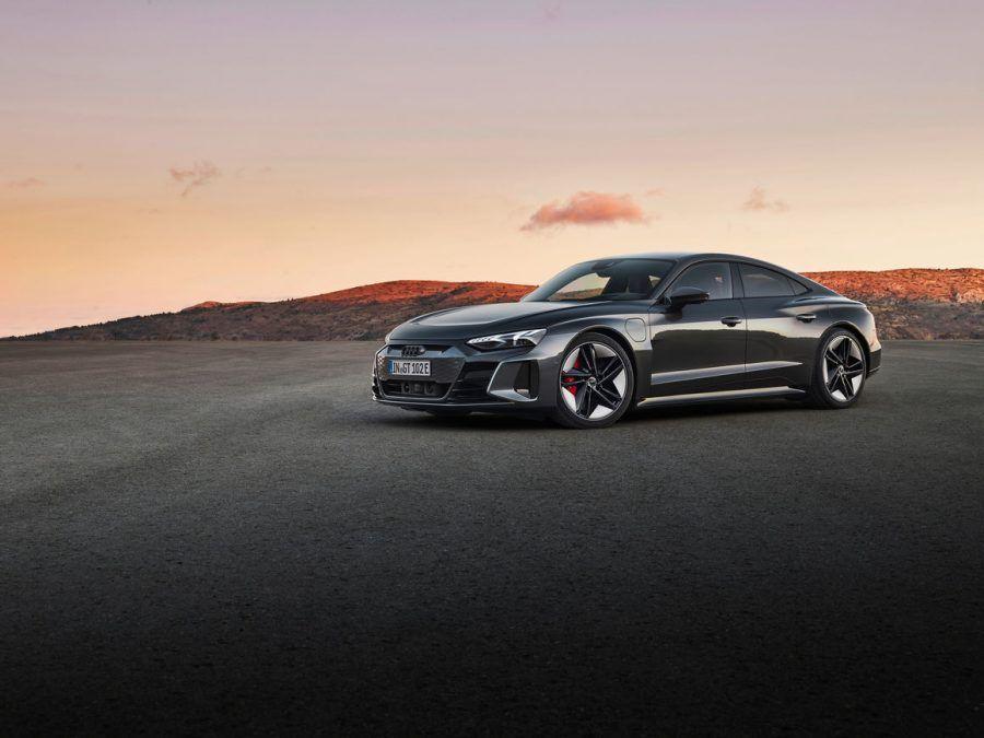 A210280 full Audi, Audi e-tron GT, carro elétrico, mobilidade elétrica