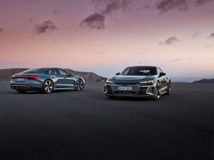 A210289 full Audi, Audi e-tron GT, carro elétrico, mobilidade elétrica